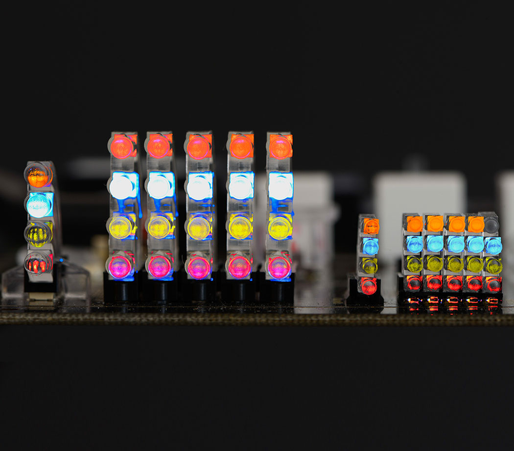 Ljusledare M-Cut 2D ljusledningssystem